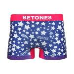 BETONES【ビトーンズ】ボクサーパンツアンダーウェアBETONES×ALDIESBLS001