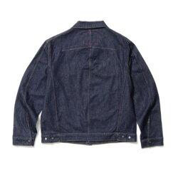 LEVIS【リーバイス】LEJトラッカージャケットRINSEDENIMエンジニアドジーンズCMキムタクGジャン67778