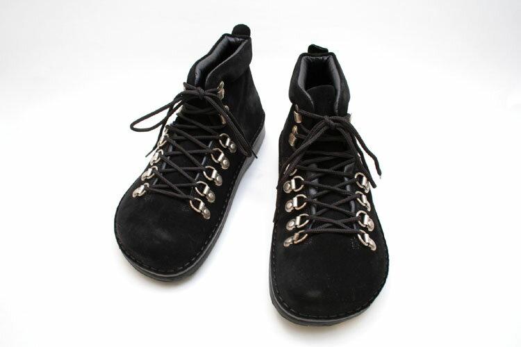 Footprints 【フットプリンツ】 スエードレザートレッキングシューズ ミッドランド Midland 444181 【10P09Jul16】:Barbizon バルビゾン