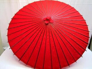 雨傘レディース長傘和傘蛇の目無地ファッション雑貨傘女性用コーデ
