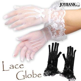 保暖手套婦女用絲帶網短手套手套競賽晚會服裝配套專案時尚小玩意冬天贈品 02P03Dec16