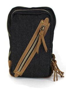 身體包男女兼用BASIC粗斜紋布男女兩用包商務禮物