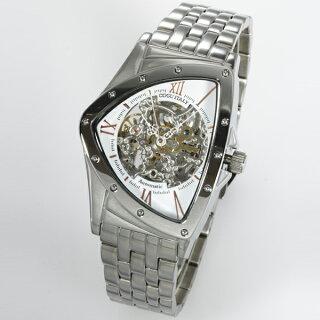 腕時計メンズCOGUコグトライアングルケース自動巻き腕時計メンズ腕時計父の日