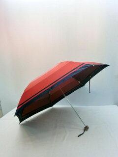 折り畳み傘レディース傘雨傘・折畳傘婦人甲州産先染朱子格子日本製丸ミニ折畳傘ファッション雑貨小物折りたたみ傘女性用