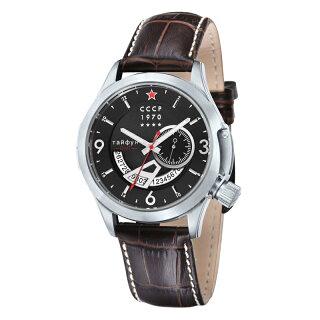 腕時計メンズ正規品CCCPシーシーシーピーSHCHUKAシチューカGMT腕時計CP-7011-01メンズ腕時計
