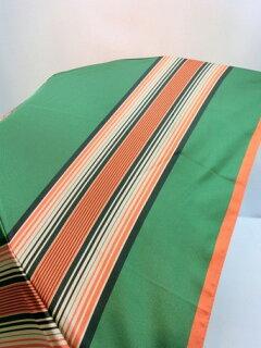 折り畳み傘レディース傘雨傘折畳傘婦人甲州産先染格子超軽量超短日本製丸ミニ折畳雨傘ファッション雑貨小物折りたたみ傘女性用