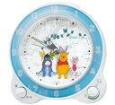 目覚まし時計 メンズ レディース 時計 セイコー製 ディズニー くまのプーさん FD462W セイコー
