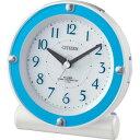 期間限定 目覚まし時計 メンズ レディース 時計 シチズン セリアR652 8RE652-004 ※fu