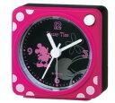 期間限定 目覚まし時計 メンズ レディース 時計 セイコー製 コンパクト ディズニータイム FD469P セイコー ※fu