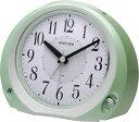 期間限定 目覚まし時計 メンズ レディース 時計 リズム フェイス28 8REA28SR05 ※fu