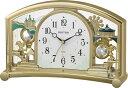 期間限定 置き時計 メンズ レディース 時計 リズム ファンタジーランド 4SE540SR18 ※fu