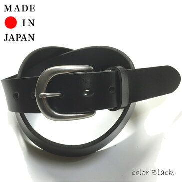 ベルト メンズ ファッション雑貨 日本製 オイルレザー ハーネス型 バックルベルト シルバーTAPE 男性用 ファッション コーデ ※fu
