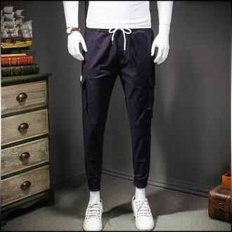 偉大的慢跑褲平原 drost 規範貨物積壓休閒褲男裝底長尺寸男裝時尚長褲衣服 02P28Sep16