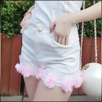 選擇大小和顏色三點集的牛仔短褲女子的裙子短清潔麵包平原 · 派克調度花女性因為休閒腿效果女士牛仔褲牛仔短褲褲子短牛仔褲