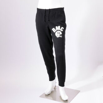 限期供應運動衫褲子人底運動衫白印刷黑色運動長褲男性時裝舞蹈 ※fu