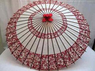傘レディース雨傘長傘和傘蛇の目小柄唐草ファッション雑貨女性用雨具雨