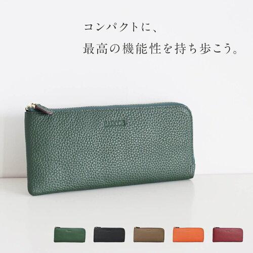 the latest ba9ce 91a9d 楽天ランキング受賞】 バルコス長財布財布本革L字型カードケース ...