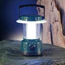防災 LEDランタン レギュラー グリーン M-5122 キ