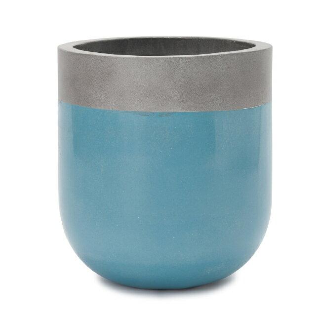 ファイバーストーン バルゴ 33  ≪おしゃれな植木鉢/鉢カバー/ファイバーセメントプランター≫