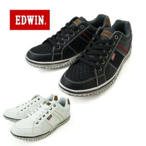 エドウィン EDWIN メンズ スニーカー edw7528 25cm 25.5cm 26cm 26.5cm 27cm