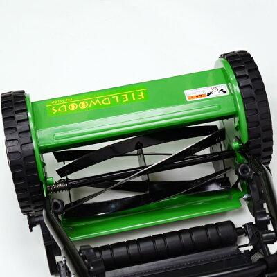 FIELDWOODS手動式芝刈り機FW-M30A