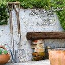 英国ブランド Spear&Jackson ガーデンツール トラディショナル ボーダー ステンレス スコップ&フォーク 中サイズ2点セット【あす楽対応】