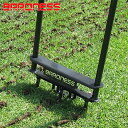 バロネス タインエアレーター(芝生 エアレーション用穴あけ器) 芝生のお手入れ 日本製 共栄社 BARONESS/あす楽対応/