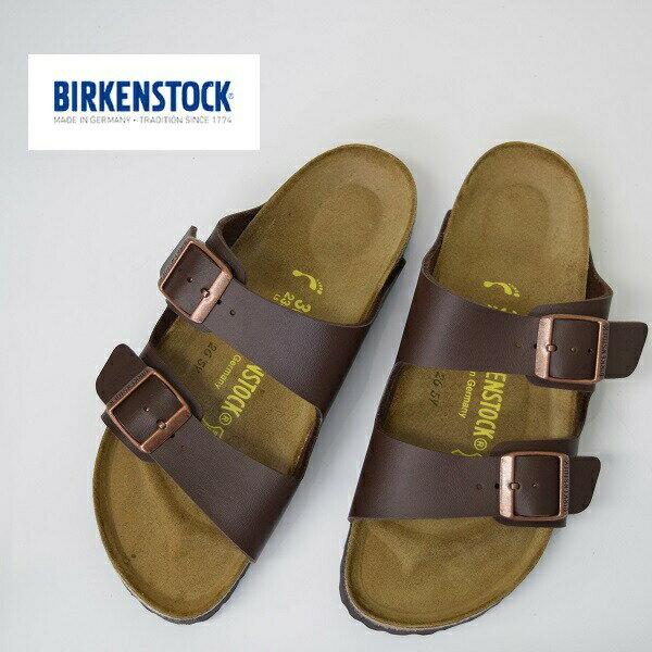 レディース/BIRKENSTOCK ビルケンシュトック/ARIZONA アリゾナ dark brown/051703
