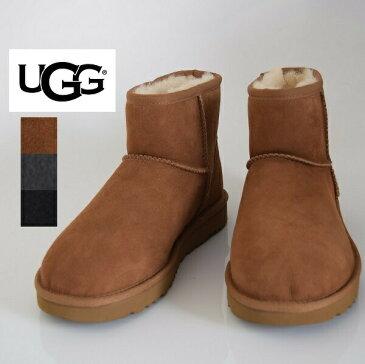 レディース/UGG アグ/W CLSSIC MINI2 クラシック ミニ2 ムートン ブーツ/1016222