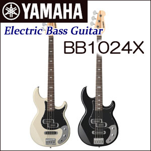 YAMAHA(ヤマハ)ElectricBassGuitar(エレキベース)BB1024X【送料無料】