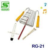 【幼児用】【小中学用】 SUZUKI(スズキ) リラグロッケン RG-21 【送料無料】