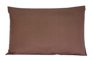 枕カバー/茶/ブラウン