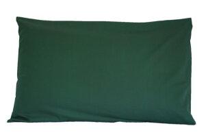枕カバー/深緑/ダークグリーン