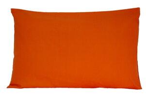 枕カバー/オレンジ