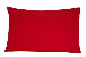 枕カバー/レッド/赤