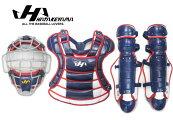 ハタケヤマHATAKEYAMA少年用軟式キャッチャーズギアCG-JN20SN3点セットマスクプロテクターレガース限定品プロモデルキャッチャー防具オーダー仕様送料無料