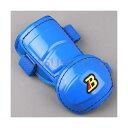 ベルガード BELGARD アームガード 右打者用 ブルー AL810 エルボーガード Bマーク選択可能