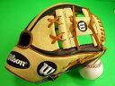 """送料無料 送料無料 WILSON ウィルソン Wilson 海外モデル 硬式用 内野用 2020 A2K 1787 Infield Baseball Glove - 11.75"""" 日本製 WTA2KRB201787SS"""