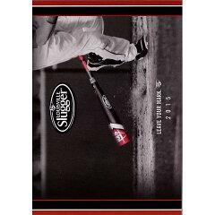 ルイスビルスラッガー(LouisVille Slugger)2015年野球カタログ