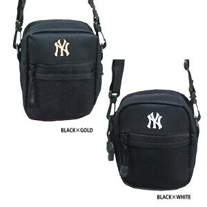 あす楽 イーカム MLB ニューヨーク・ヤンキース ミニショルダーバッグ YK-SDD01