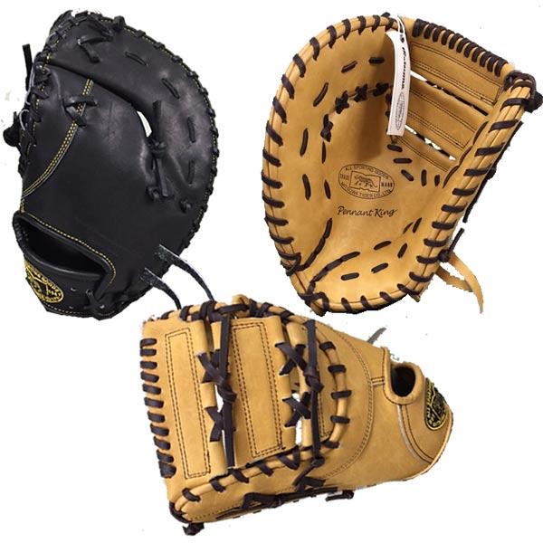 美津和タイガー 国産 硬式 一塁手用 ファーストミット 左投用 HGSI-302 ペナントキング:野球専門店ベースマン