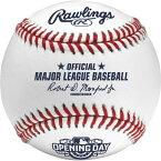 あす楽 超限定 ローリングス MLB 2015 開幕試合限定使用球 アクリルケース付き ROMLBOB15 1617sale