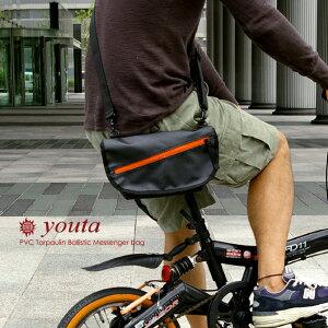 【即日発送可】■ y19 youta/ヨータ PVCターポリン バリスティック メッセンジャーS【Roof/ルー...