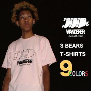 ストリート ファッション ブランド スケーター Tシャツ レディース トップス ヴァンダラー