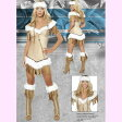 4296 インディアンショー プリンセス パーティー ハロウィン 衣装 /Roma Costumeローマ コスプレ・仮装・ハロウィン・女性・大人用