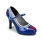 CONTESSA-564インチ(約10cm)ハイヒール/Pleaserプリーザーコスプレ靴ハロウィン仮装大きい【送料無料】