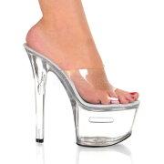 TIPJAR-701-27インチ(約18cm)ハイヒールピンヒールミュールサンダル/Pleaserプリーザーパーティードレス靴【送料無料】