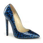 SEXY-205インチ(約13cm)ハイヒールパンプス/Pleaserプリーザーパーティードレス靴大きいサイズ【送料無料】