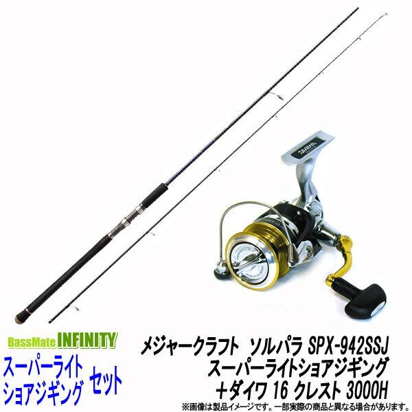 フィッシング, ロッド・竿  SPX-942SSJ 16 3000H