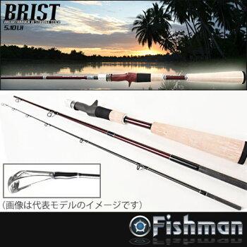 FishmanフィッシュマンBRISTブリスト5.10LH【送料無料】